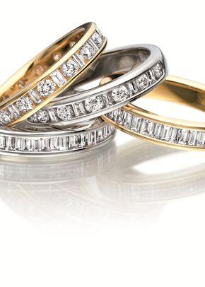 ET111W ET125Y HET108W HET131Y, Smooch Wedding Rings