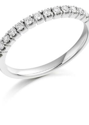 HET178, Smooch Wedding Rings