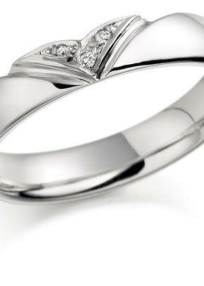 XD746, Smooch Wedding Rings