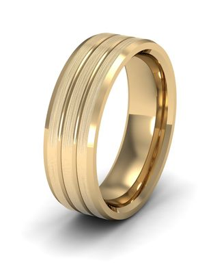 4005, Wedding Ring Workshop Mens