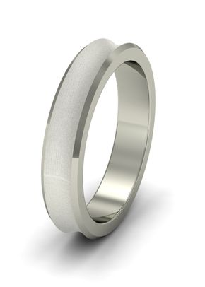 4011, Wedding Ring Workshop Mens