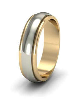 5002, Wedding Ring Workshop Mens