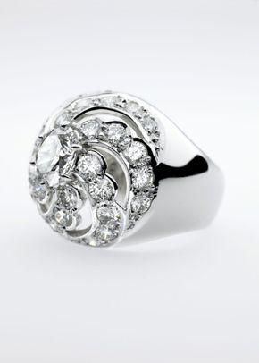 Bombay Cutout, Wedding Ring Workshop