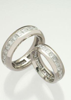 Diamond Set, Wedding Ring Workshop