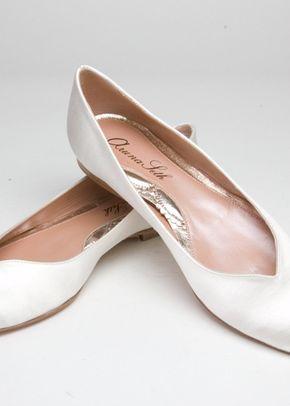 Ballerina Ivory Satin, 839