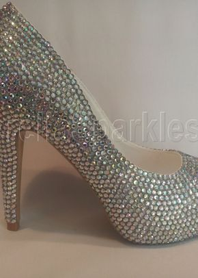 8, Cinderella Sparkles