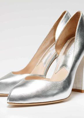 Molly All-Over Metallic Silver, I Am Florence
