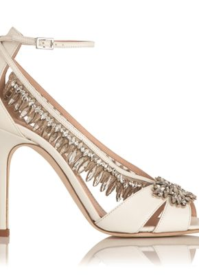 Wedding Shoes L. K. Bennett x Jenny Packham