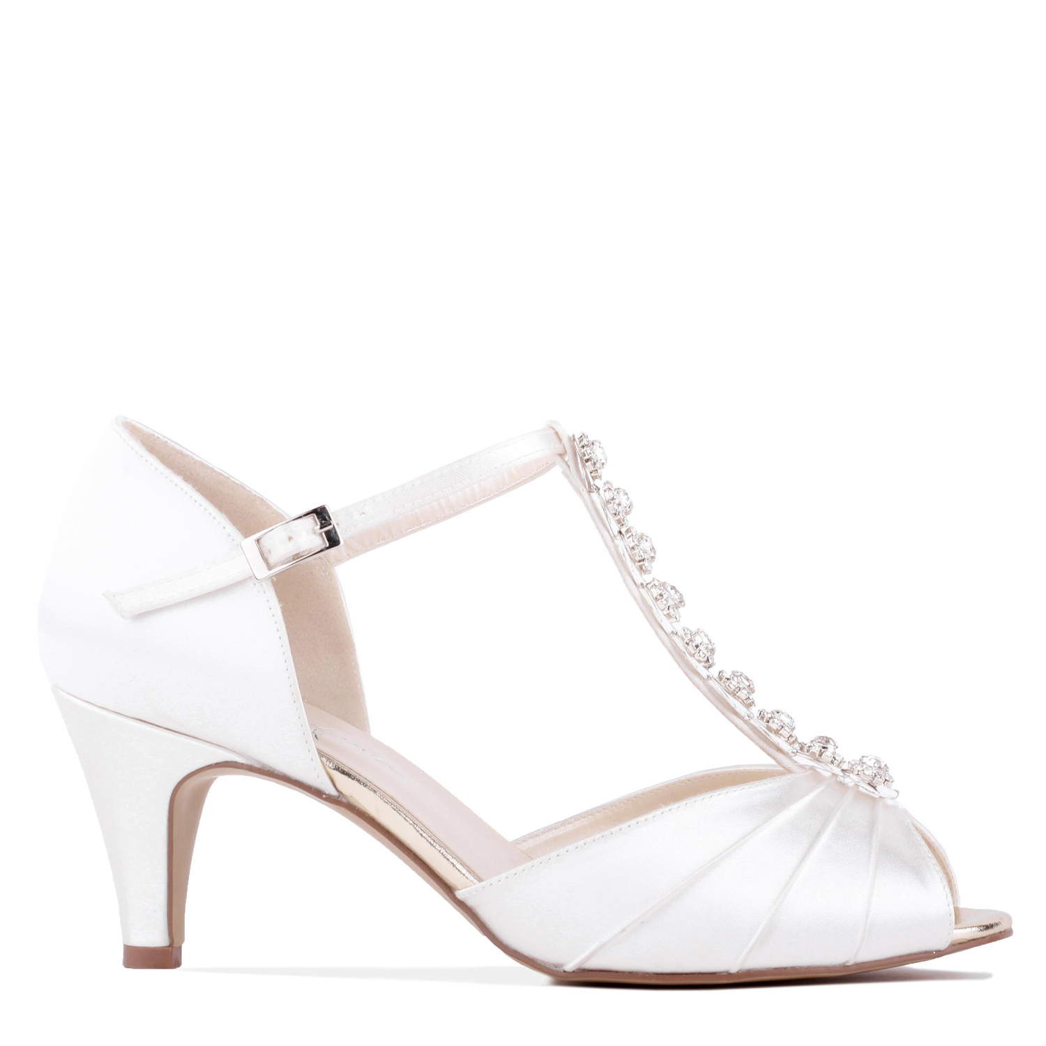 Wedding Shoes from Paradox London Pink