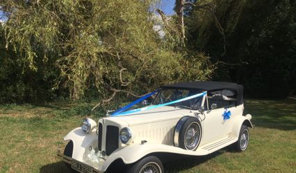 Bkp Limousines and Wedding cars 1