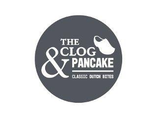 The Clog & Pancake logo