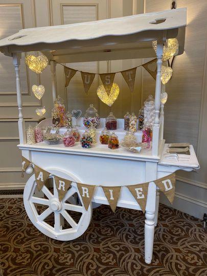 Sweet cart 🥰