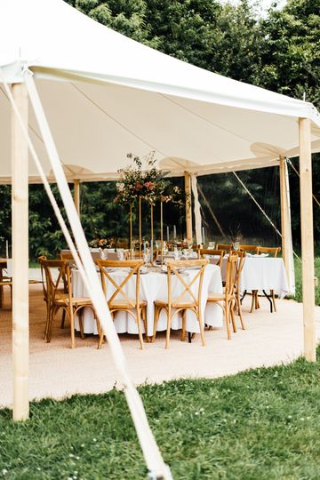 Marquee Hire Sami Tipi 2