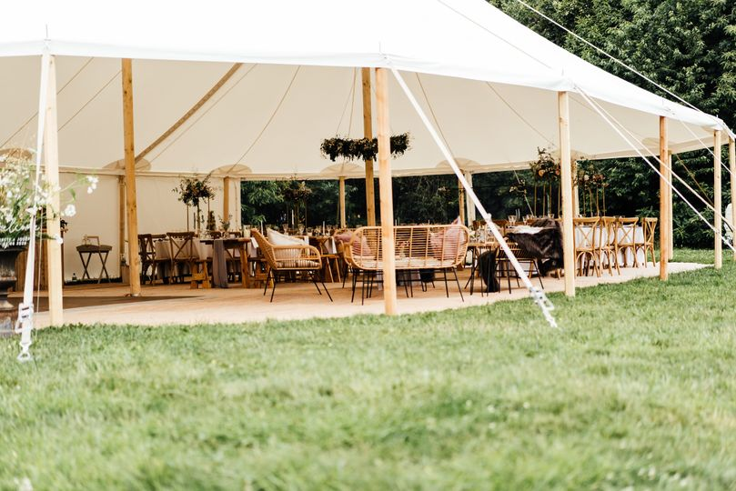 Marquee Hire Sami Tipi 5