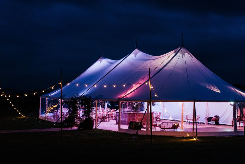Marquee Hire Sami Tipi 8