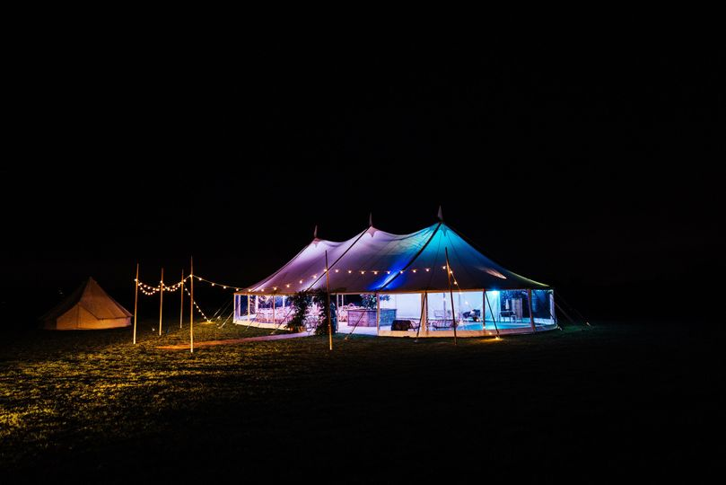 Marquee Hire Sami Tipi 11