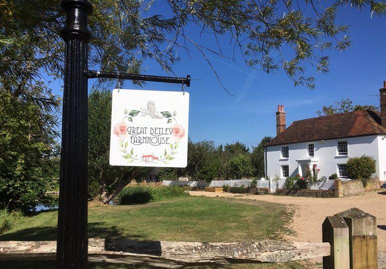 Great Betley Farmhouse