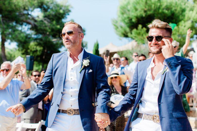 Barcelona Wedding