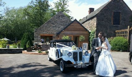 MRM Wedding Car Hire