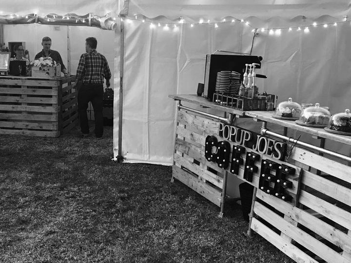 Mobile Bar Services The Popup Joe's Coffee Co. 5