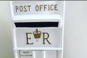 AJ's Wedding Postbox Hire