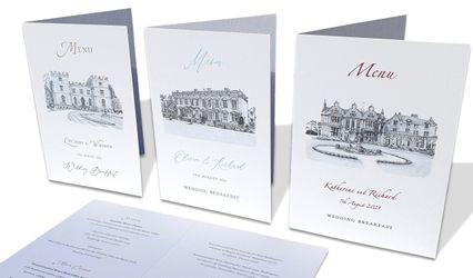 The Illustrated Invitation 1