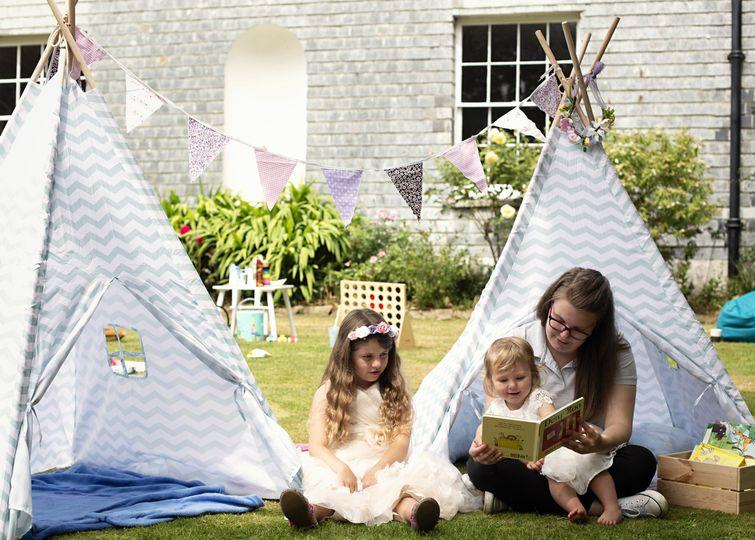 Wedding childcare