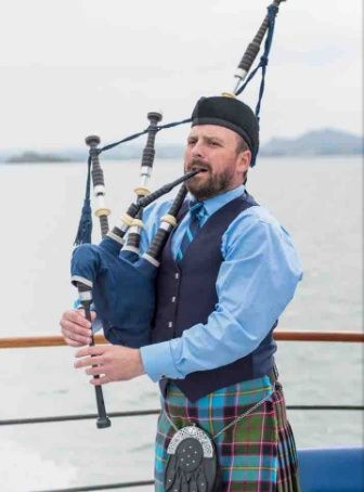 Inchcolm Weddings (Forth Boat Tours) 3