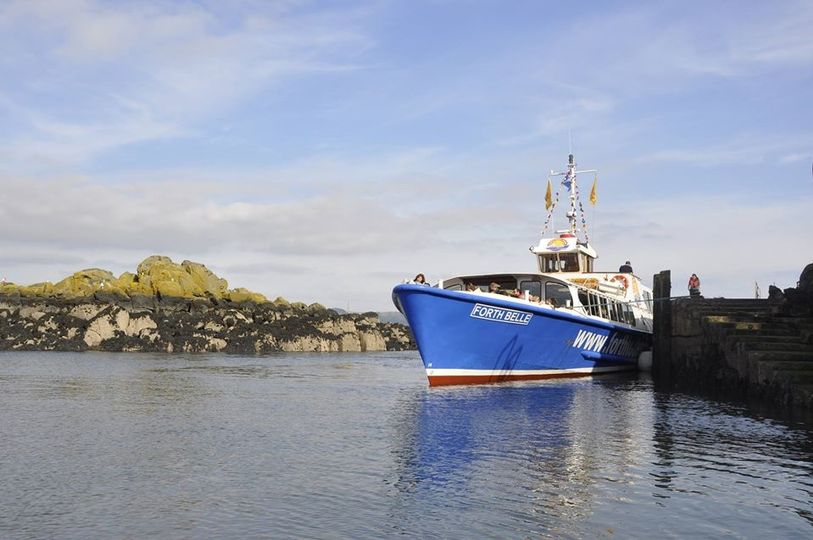 Inchcolm Weddings (Forth Boat Tours) 4