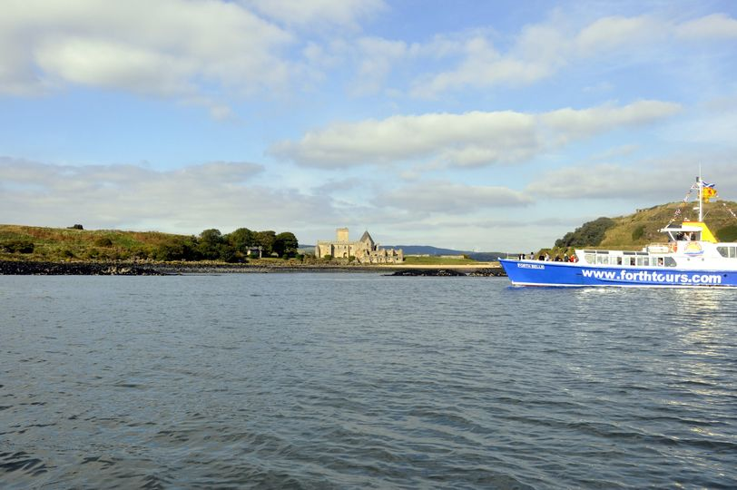 Inchcolm Weddings (Forth Boat Tours) 5