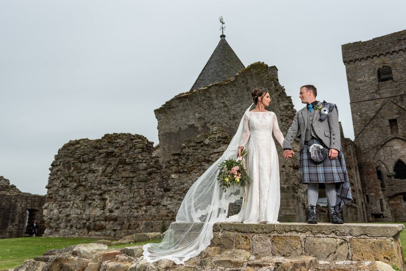 Inchcolm Weddings (Forth Boat Tours) 8