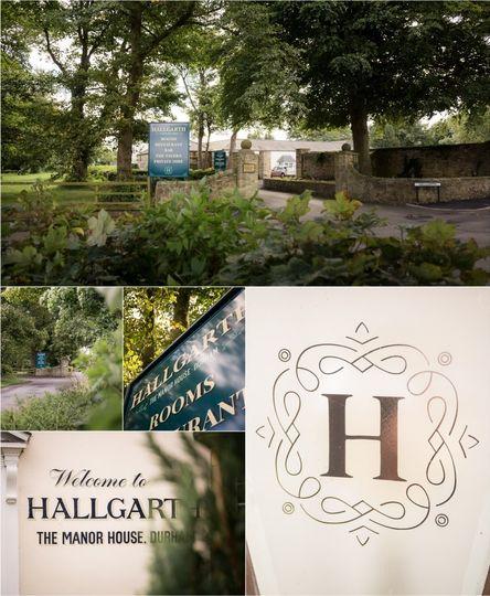 Hallgarth Manor Hotel 20