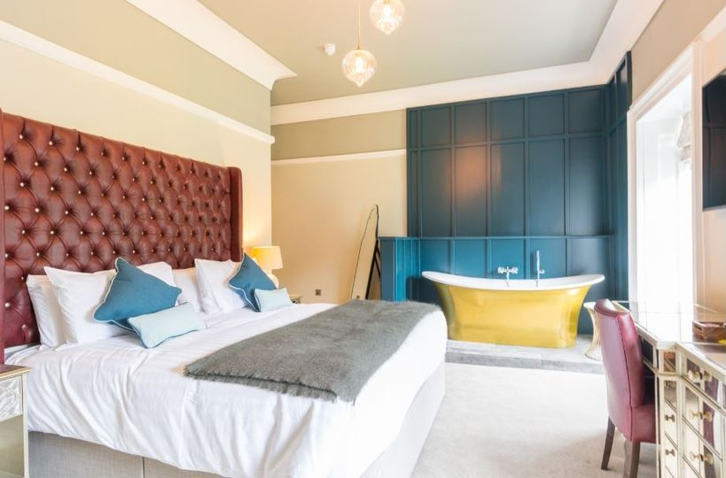 Hallgarth Manor Hotel 27