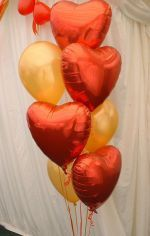 Latex and Foil Balloons