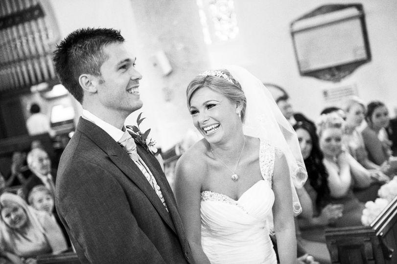 Wedding ceremony - Paul Burrows Photography