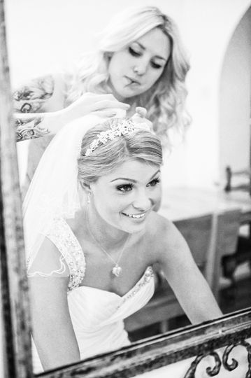 Getting ready - Paul Burrows Photography