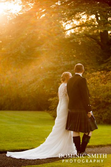 Yew Lodge wedding