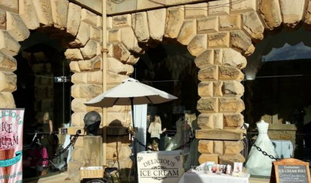 Chatsworth House wedding fayre