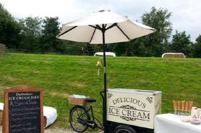 Derbyshire Ice Cream Bike