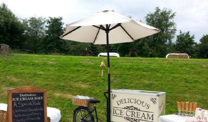 Derbyshire Ice Cream Bike