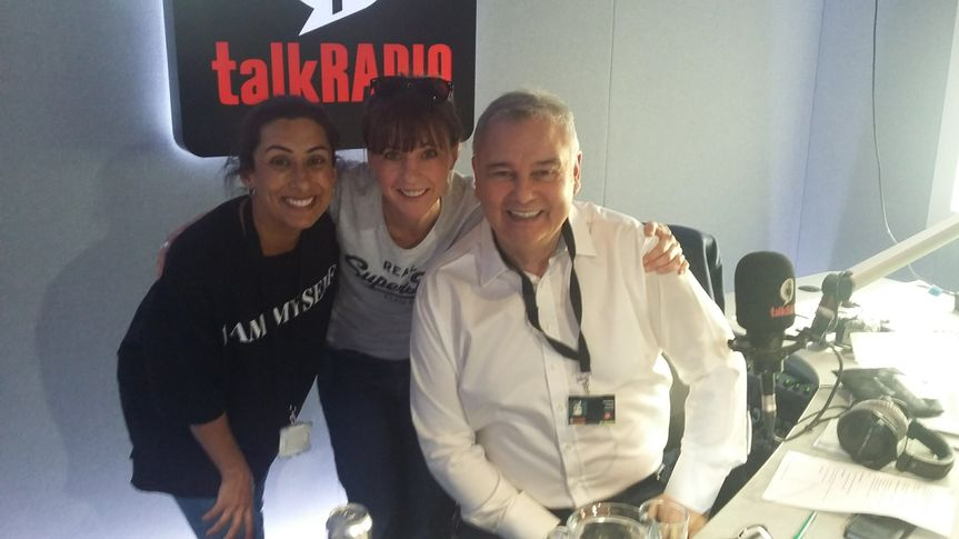 Speechy on TalkRadio