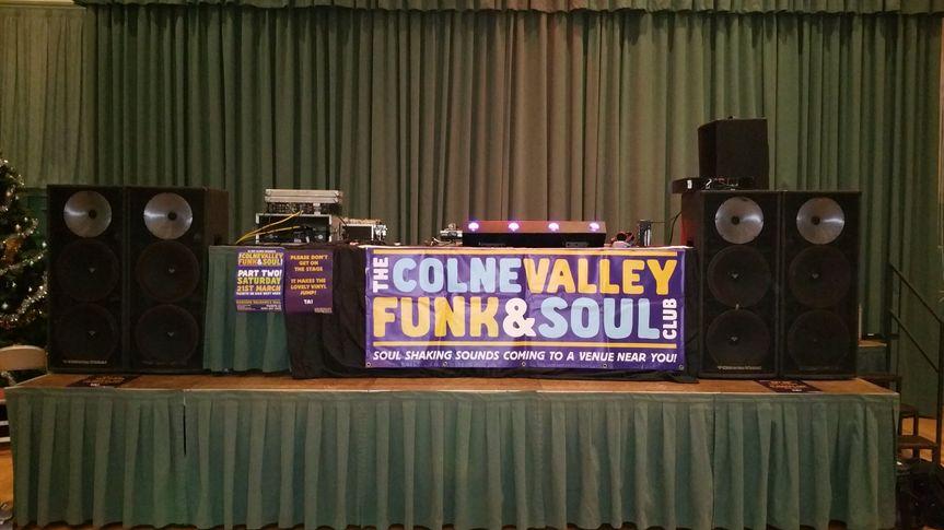Funk n soul event