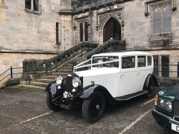 Cars and Travel Forest of Bowland Wedding Car Hire 13