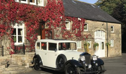 Forest of Bowland Wedding Car Hire 1