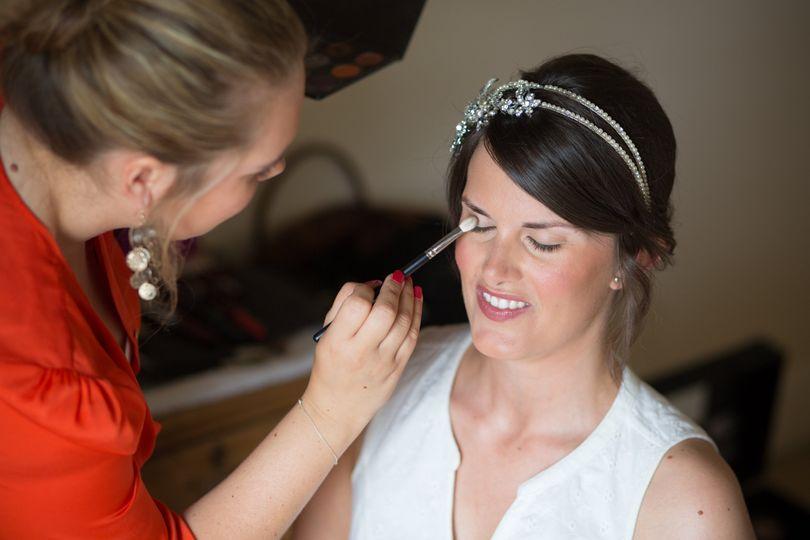 bridal make up 4 110173