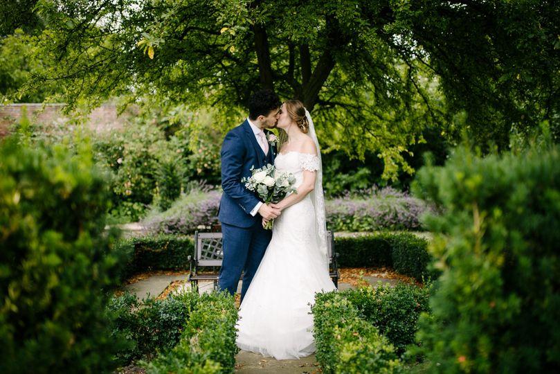 Bardney hall bride