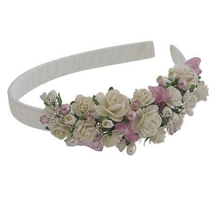 Flower Girl Headdresses