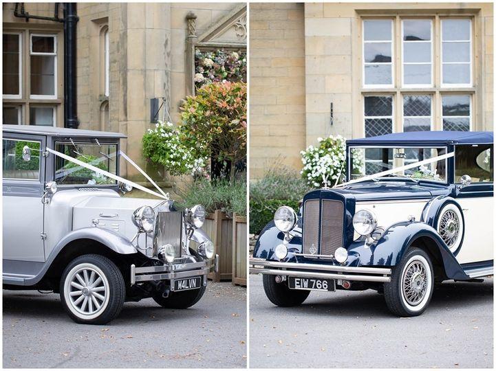 Cars and Travel Malvern Wedding Cars 29