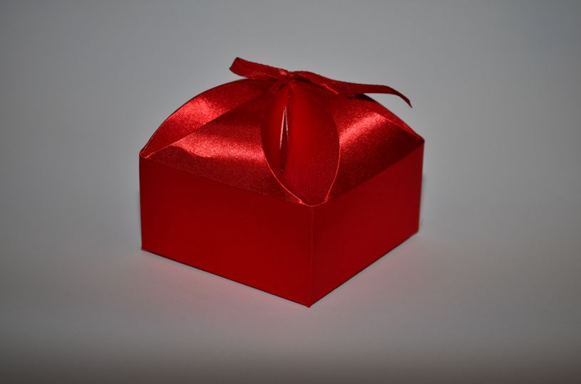 Confectionary box