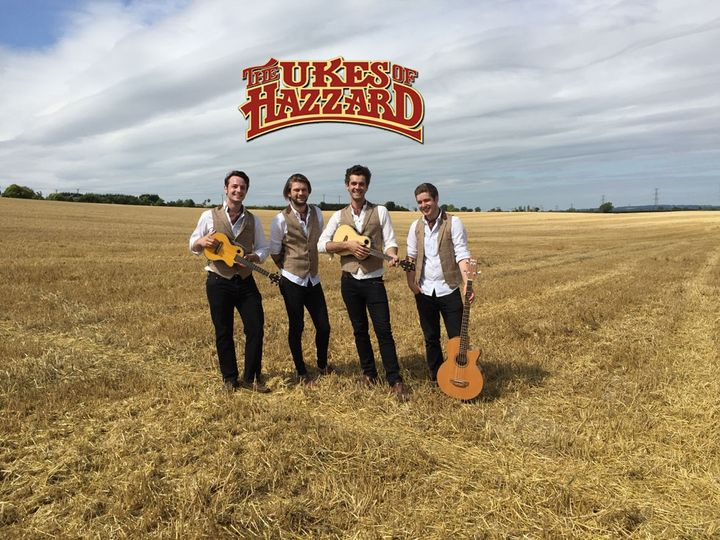 Music and DJs The Ukes of Hazzard 3
